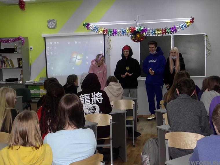 Апатитские школьники встретились со звёздами TikTok