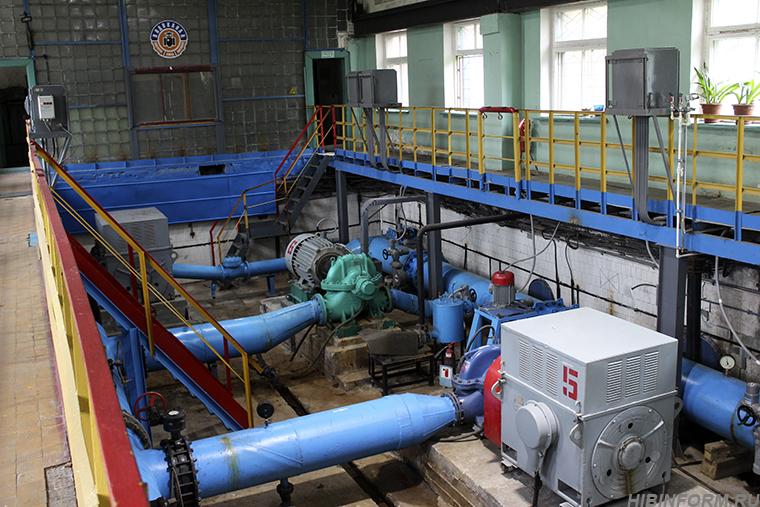 «Апатитыводоканал» обновил оборудование почти на 25 миллионов рублей