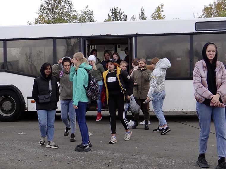 В Апатитах прошли «Чистые игры» — соревнования по уборке мусора