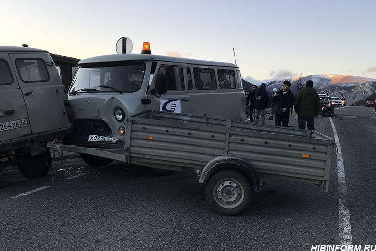 В Кировске в ДТП пострадали три человека (+ВИДЕО аварии)