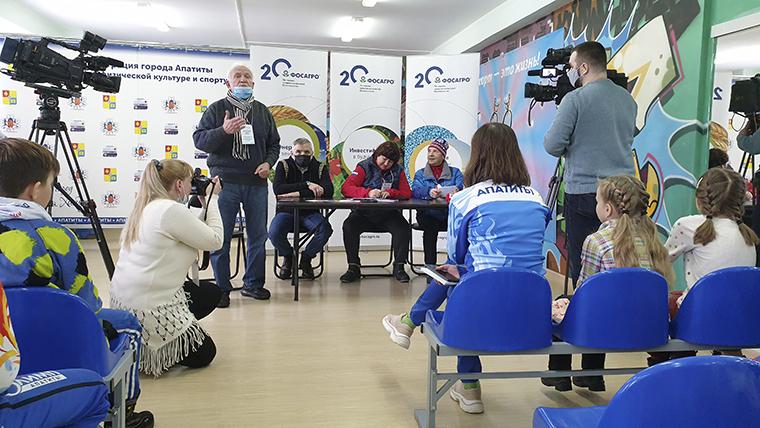 Апатиты и Кировск принимают почётных и знаменитых гостей