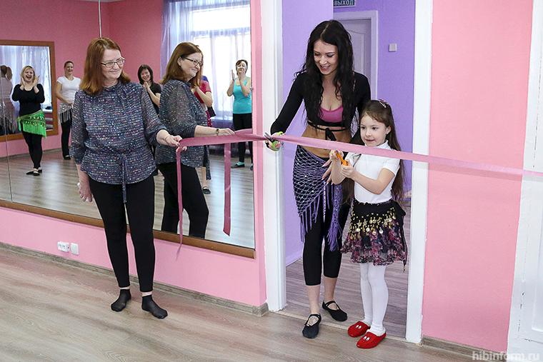 Чемпионка открыла в Апатитах студию восточного танца