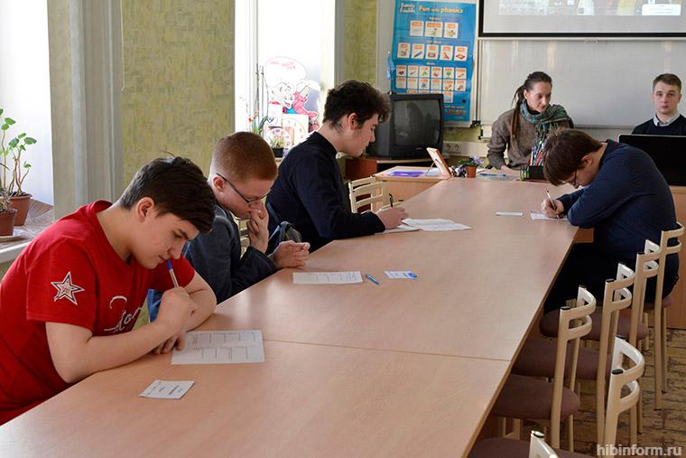 Геоподкованные школьники со всей области мерялись знаниями в Апатитах