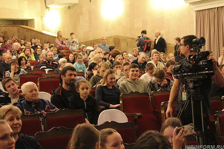Создатели фильма «Со дна вершины» признались в любви Кировску