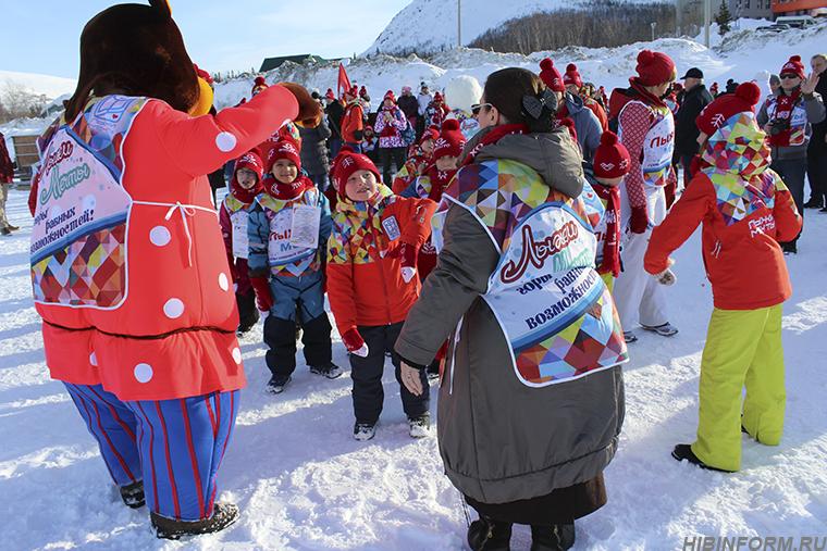 В Хибинах стартовала «кировская паралимпиада»