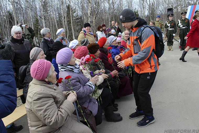 Как прошёл День Победы в Кировске