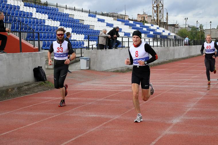 Бег «без финиша». В Апатитах появилась новая спортивная дисциплина