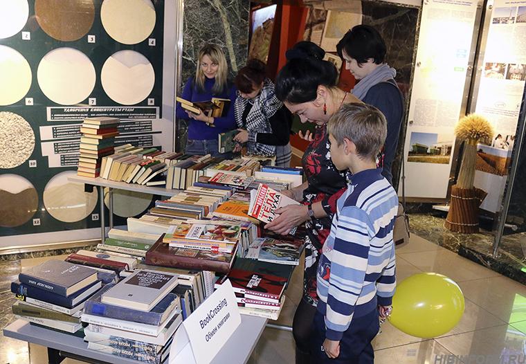 Тысяча человек посетили первую «Ночь искусств» в музейно-выставочном центре АО «Апатит»