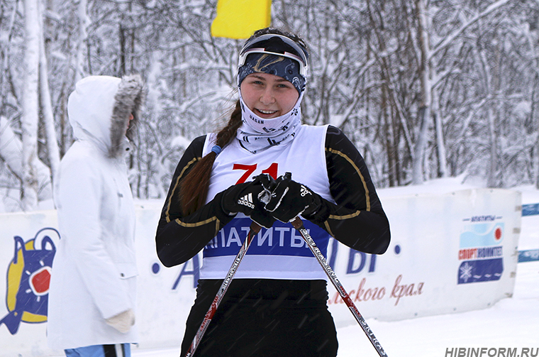 За лыжи и стойкость — блинчики!