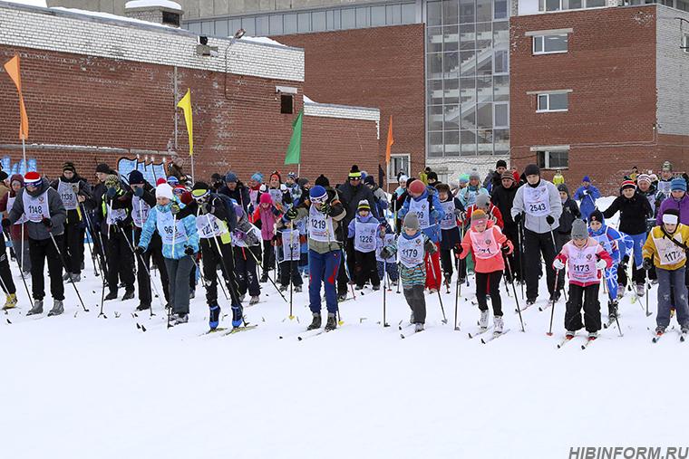 Спортивная Масленица в Апатитах: лыжня, скалодром и хорошее настроение