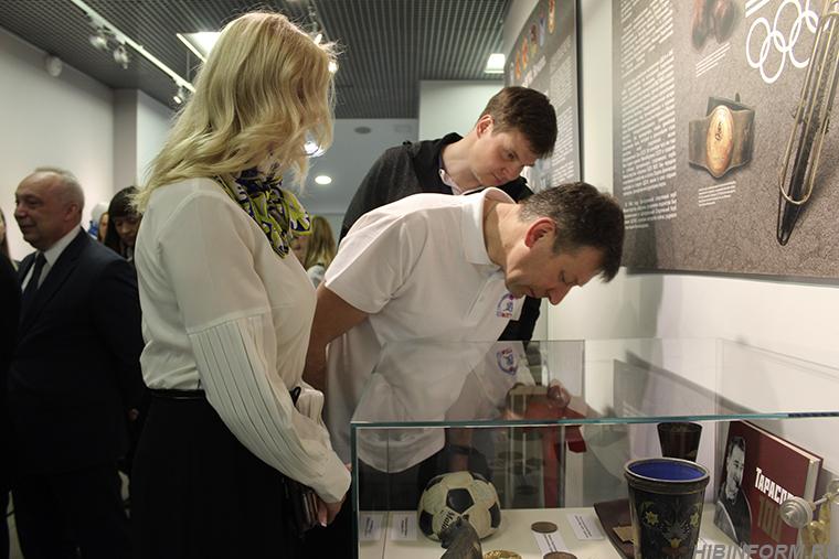 Экспонаты музея ЦСКА впервые покинули Москву. И оказались в Кировске